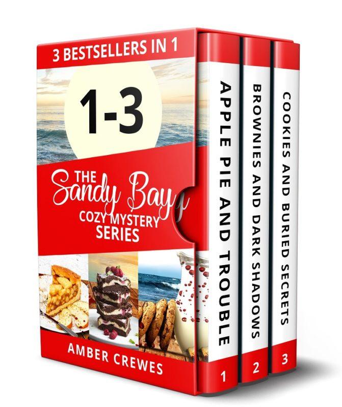 Sandy Bay Cozy Mystery Boxset 1-3