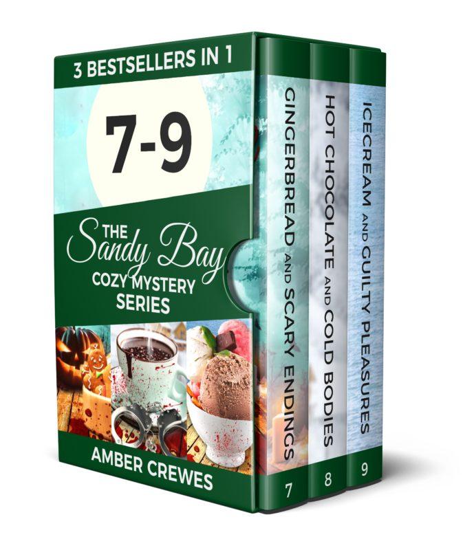 Sandy Bay Cozy Mystery Series: Box Set 3